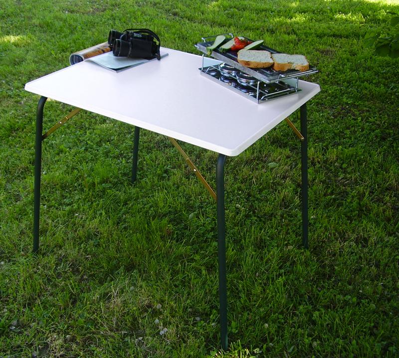 Tavolo melaminico picnic cm 80x60 linea giardino e campeggio castelmerlino - Tavoli da campeggio ikea ...