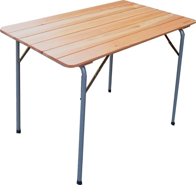 Tavolo camping larice cm 100x60 tavolo camping larice cm 100x60 castelmerlino linea campeggio - Tavoli da campeggio ikea ...